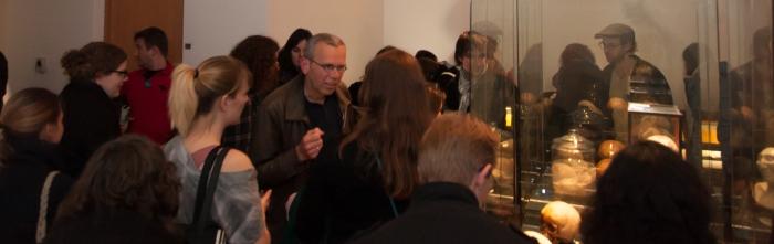 3-minuut college tijdens de Rotterdamse Museumnacht 09 maart 2013