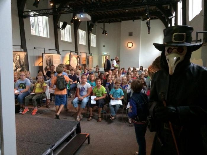 Museum Boerhaave 21 september 2014 (foto Caroline Coiter)