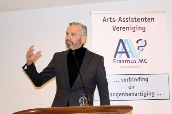 30 oktober 2015, Wetenschapsmiddag Arts-Assistenten Vereniging