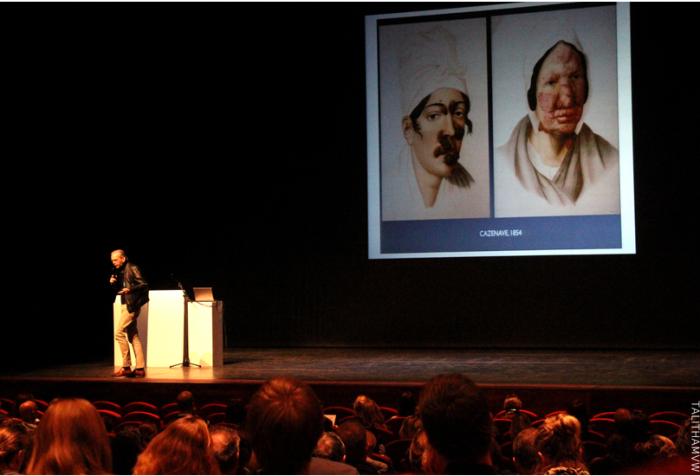 Over opmerkelijke verhalen uit de geschiedenis van de geneeskunde. Medium Care Symposium