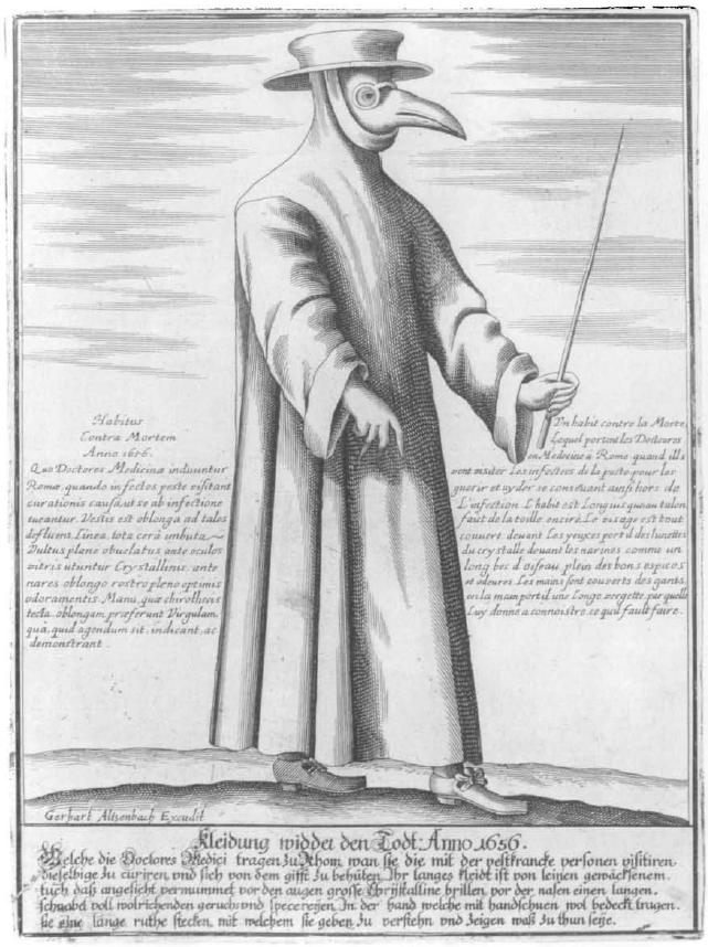 De gravure van Gerhart Altzenbach in meer detail